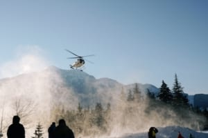 Schlechte CRM Berater sind wie Helikopter. CRM-Projekt gelingt, wenn der Berater langfristig denkt
