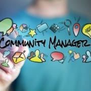 Communtiy Management header