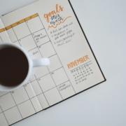 Blogging-Zeitplan