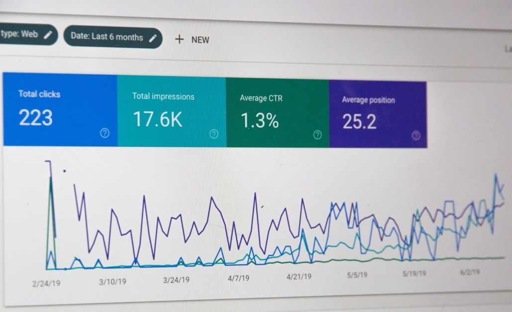 Bestandteil von CRM-Analytik ist, wichtige Elemente wie unter anderem Website-Besuche, Touchpoints und Social Media-Engagement zu verfolgen.